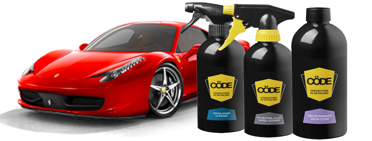 Codeclean Automotive Products